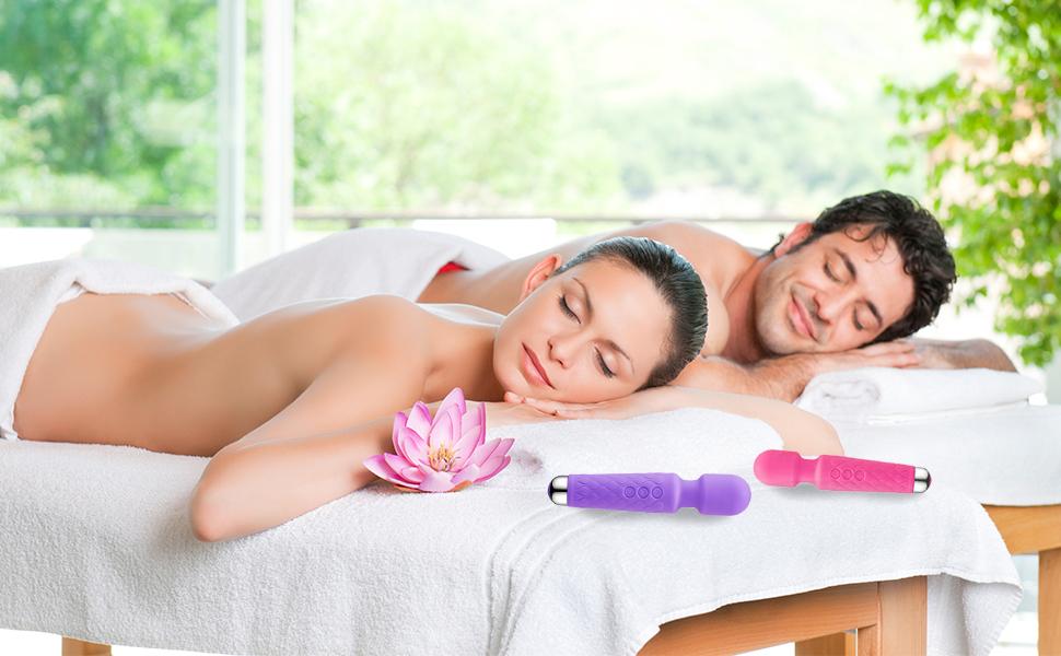 STARONE Rechargeable Wireless Waterproof Multi-Function Massage gun