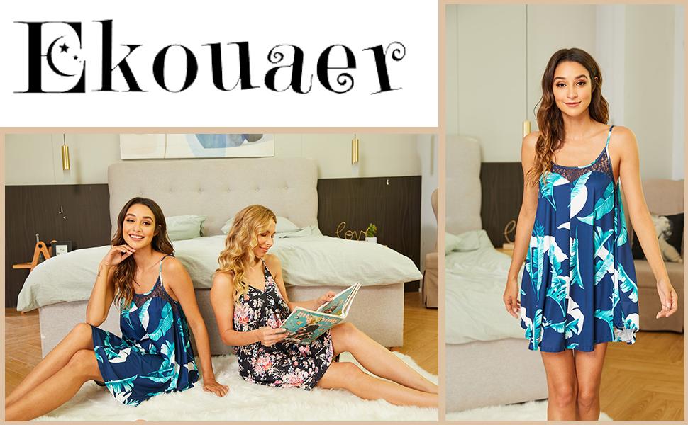 ekouaer nightgowns