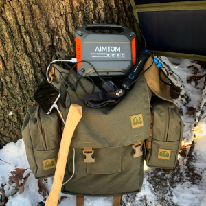aimtom portable power for camping