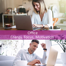 OZRO essential oils for office use
