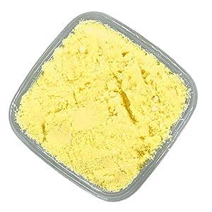 yellow donut sugar, yellow snow sugar, yellow non-melting sugar, yellow dusting powder, yellow cake