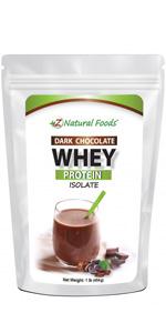 Dark Chocolate Whey Isolate