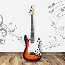 39 Inch Electric Guitar