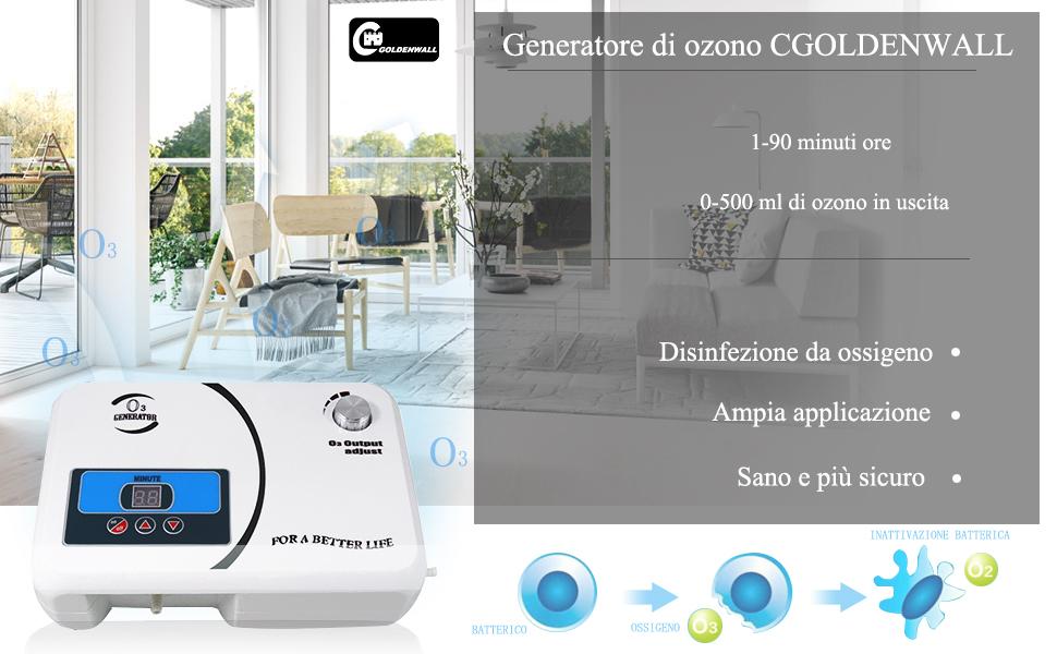 2pcs NUOVA ozono PU Tubatura con Diffusore Pietra per generatore di ozono
