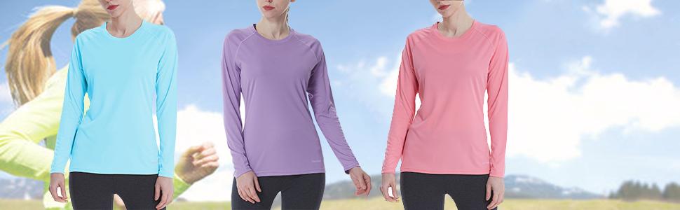 Women's Sun Shirts