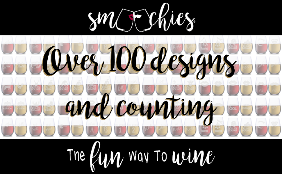 100 Designs Plus SMOOCHIES