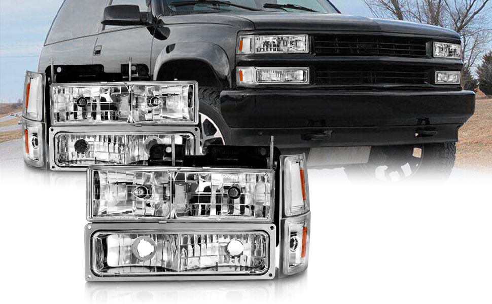 09 10 11 12 13 14 black factory upgrade directly replacement replace kit socket bulbs reflect