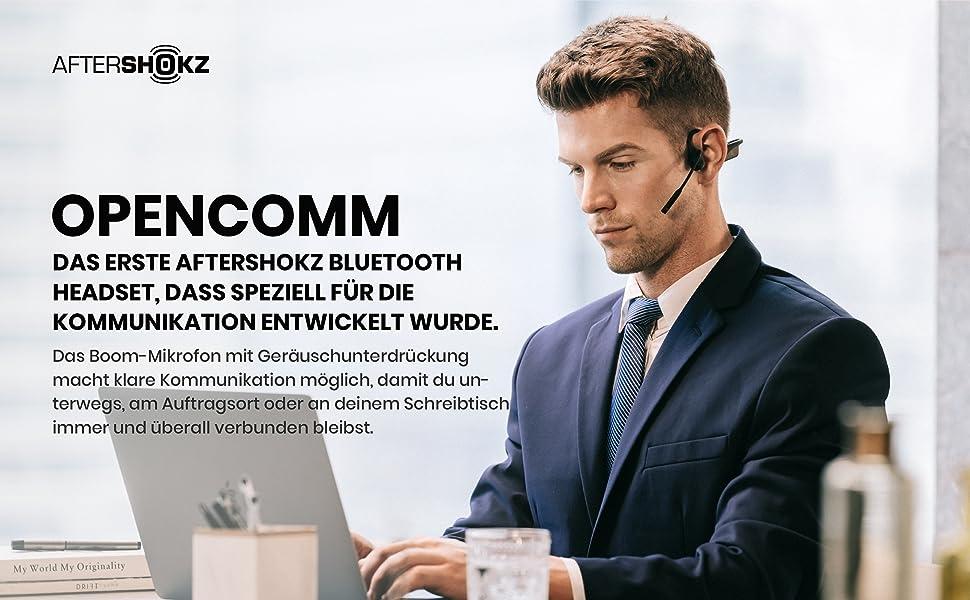 opencomm Aftershokz