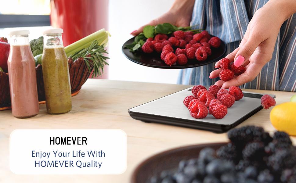 Homever balance cuisine electronique pour votre famile