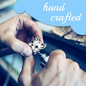 Hand Crafted Charm