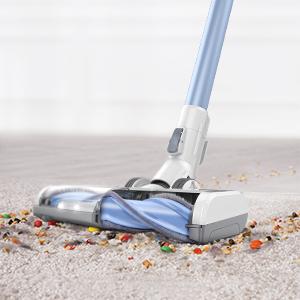 Tiefenreinigung harter Böden und Teppiche