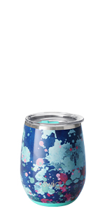 swig life stemless wine tumbler glass cup women with lid dishwasher safe keeps cold hot insulated