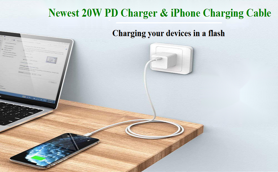 20w iphone fast charger