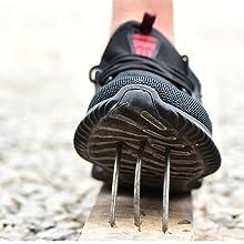 Men Women Steel Toe Trainers