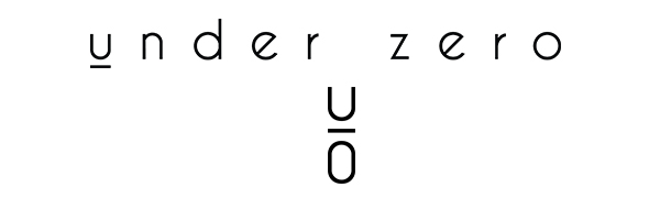 Under Zero Logo