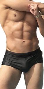 Taddlee Men's Swimwear Sexy Swim Briefs Bikini Board Surf Shorts Boxer Swimsuits