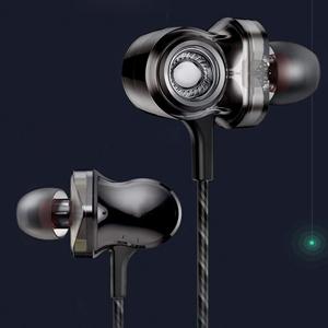 triple driver earphones