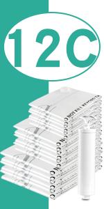sac de compression rangement sac de compression réutilisables