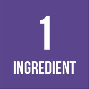 1 ingredient