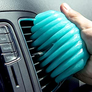 car cleaning gel detailing tool car cleaning kits dust cleaner gel cleaning slime putty mud for car