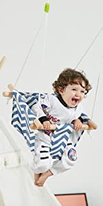 baby canvas swing
