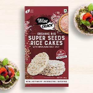 super seeds rice cake