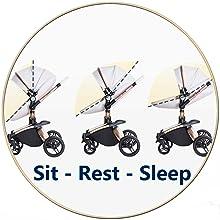 recline adjustable