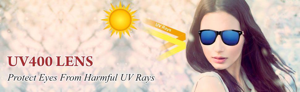 Rozior UV400 Sunglasses
