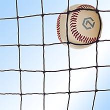 18 gauge baseball netting