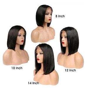 Bob wigs Length Reference
