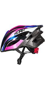 Cycling Bike Helmet CPSC Fit Men Women Quick Release Strap Lightweight Impact Resistance Ventilation