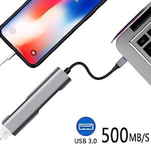 4K HDMI Adapter DeX Station & DeX Pad Alternative Compatible Samsung Galaxy S9/S8/S9+/S8+ Plus/S4