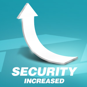 Security Increased