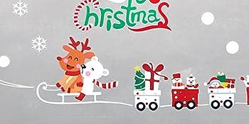 windimiley christmas window film sticker (10)