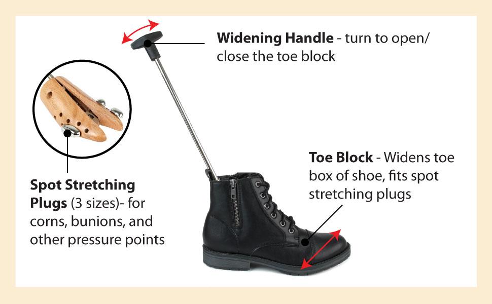 FootFitter Premium Professional Boot