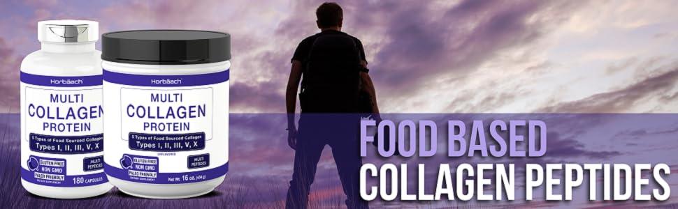 food based collagen