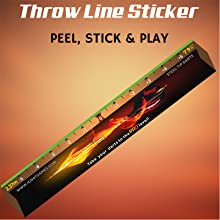 throwing line