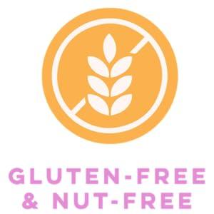 gluten-free snacks, gluten free granola, sprouted buckwheat, raw buckwheat, buckwheat granola, raw