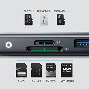 Anker PowerExpand 8-in-1 USB-C PD メディア ハブ