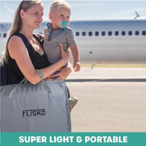 lightweight, portable, carrier