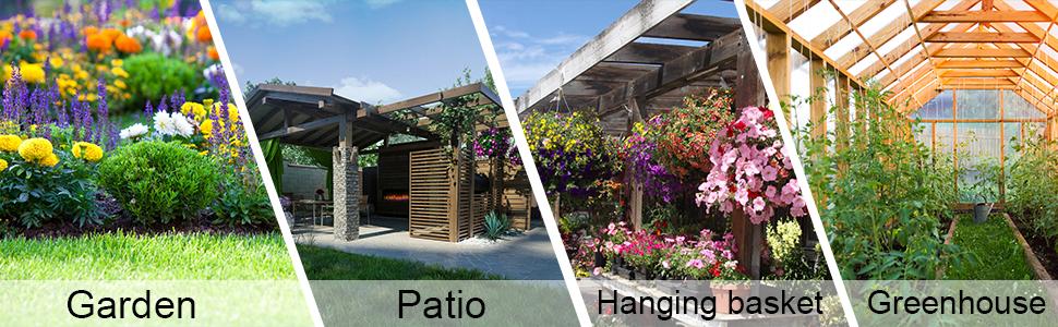 DIY Plant Garden Hose