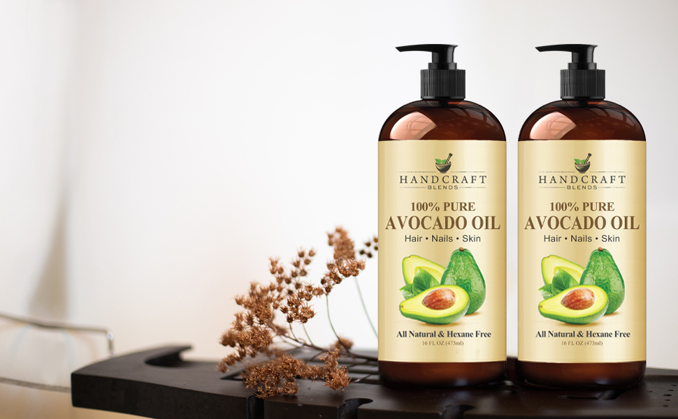 Handcraft Avocado Oil