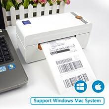 Prise en charge du système Windows et Mac