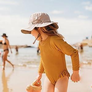 little girl swimsuit one piece