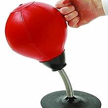 Calma Dragon Punching Ball de Mesa Saco de Boxeo