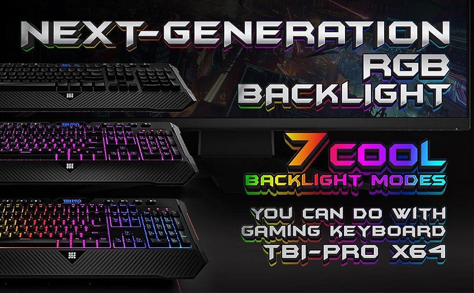 Next Generation RGB