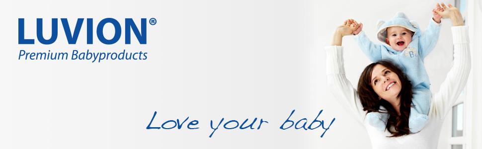 luvion, babyfoon, babyphone, babymonitor, baby monitor, baby