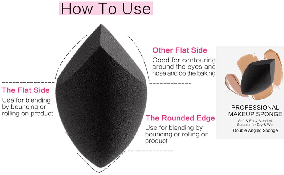 soft makeup sponge puff foundation ppwder makeup tool