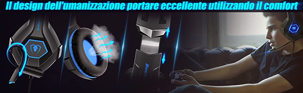cuffie per ps4, cuffie gaming ps4, cuffie gaming per ps4