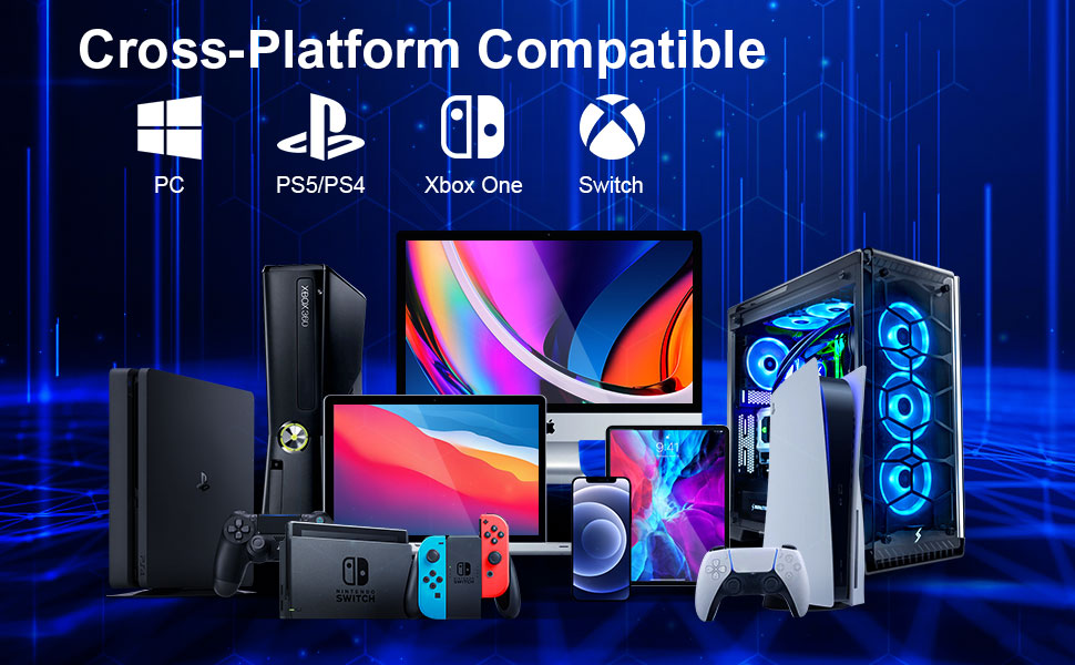 cross platform compatible